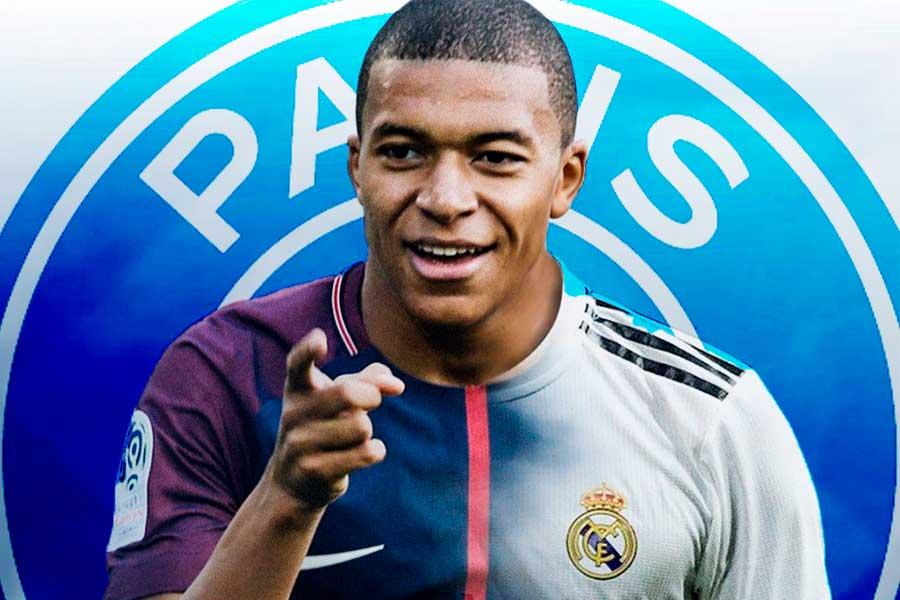 mbappe_rmadrid, Real Madrid, Mbappé, 60 kb, Messio