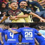 América y Cruz Azul enfrentan calendario difícil al cierre de la temporada